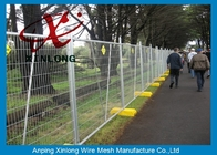 চীন Free Standing Temporary Fencing Panels For Building Site Simple Design কোম্পানির